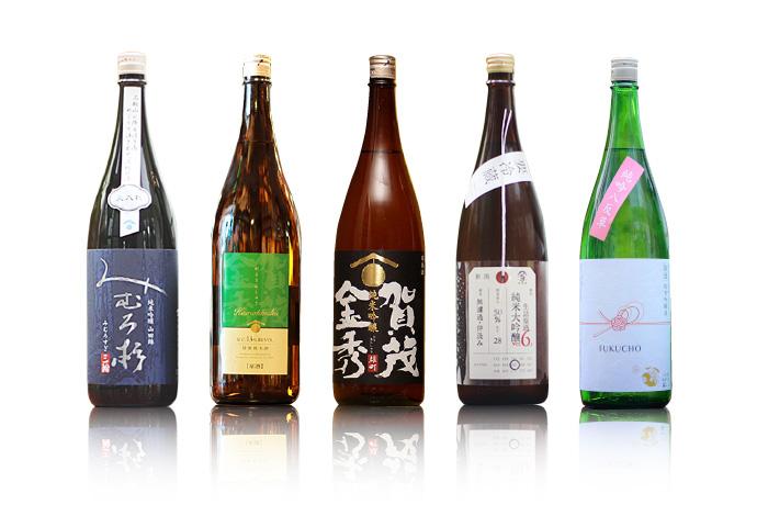 市販酒 利き酒勉強会2017年 結果発表